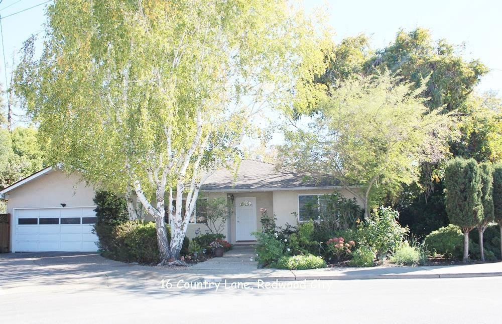 16 Country Ln, Redwood City, CA