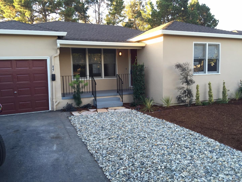 827 Chestnut St, Redwood City, CA