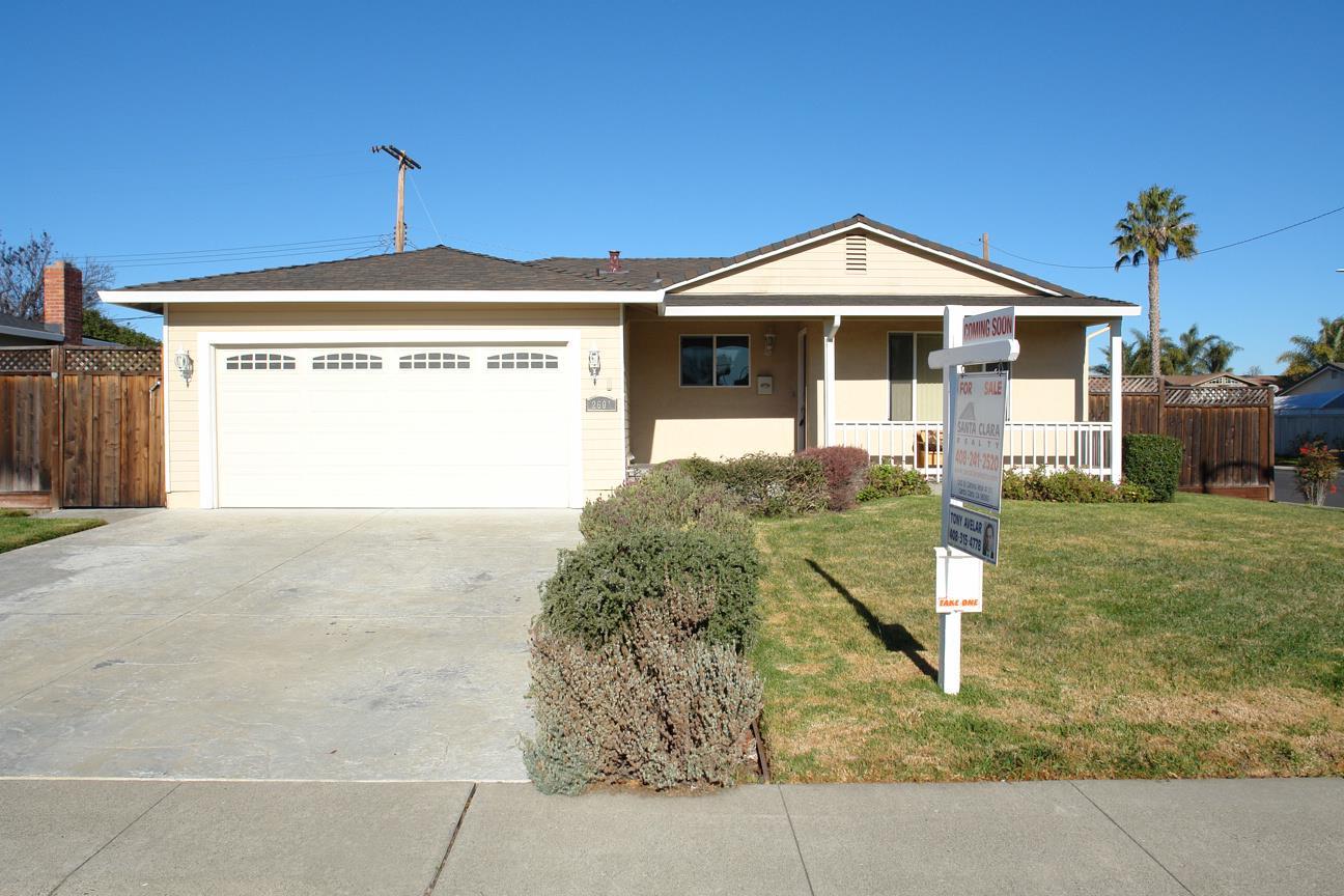 2601 Monroe St, Santa Clara, CA
