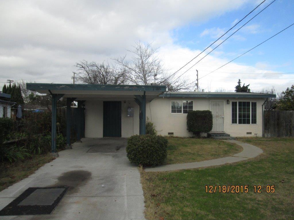 1165 Bieber Ave, Menlo Park, CA