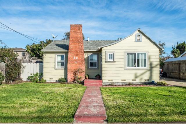 22 N Fourth St, Salinas CA 93906