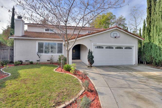 4869 Popejoy Ct, San Jose, CA