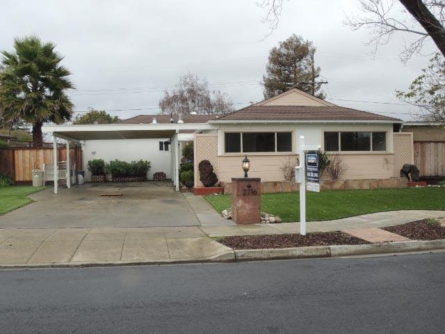 2716 Bristol Way, Redwood City, CA