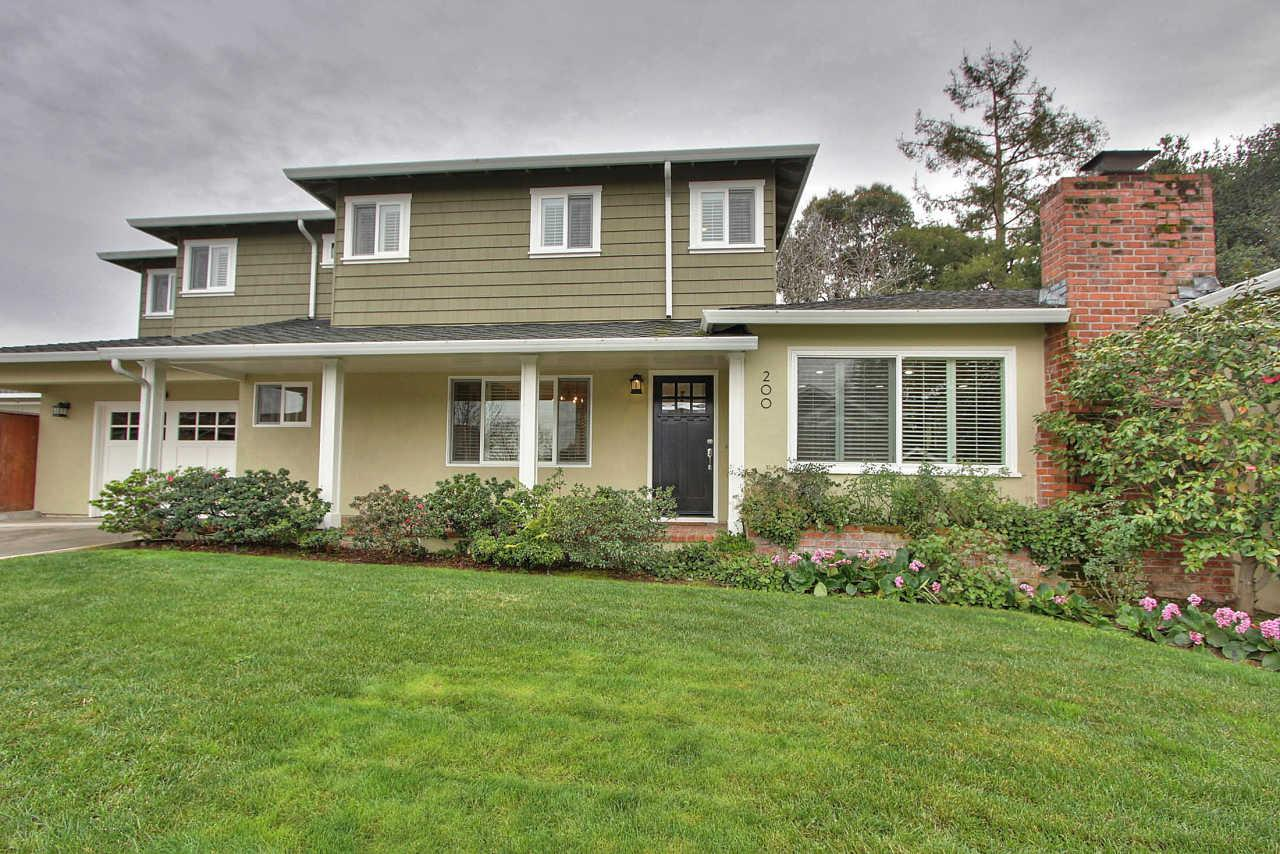 200 Rockridge Rd, San Carlos, CA