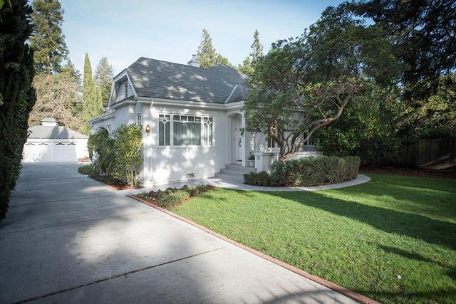117 Middlefield Rd, Atherton CA 94027