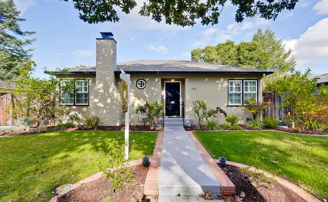 1519 Mariposa Ave, Palo Alto, CA