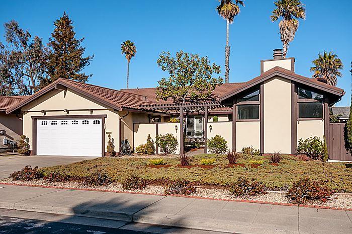 421 Luff Ln, Redwood City, CA