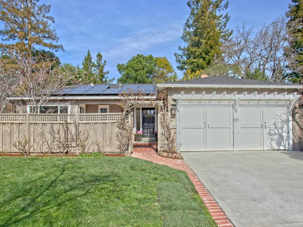 27 Nancy Way, Menlo Park, CA