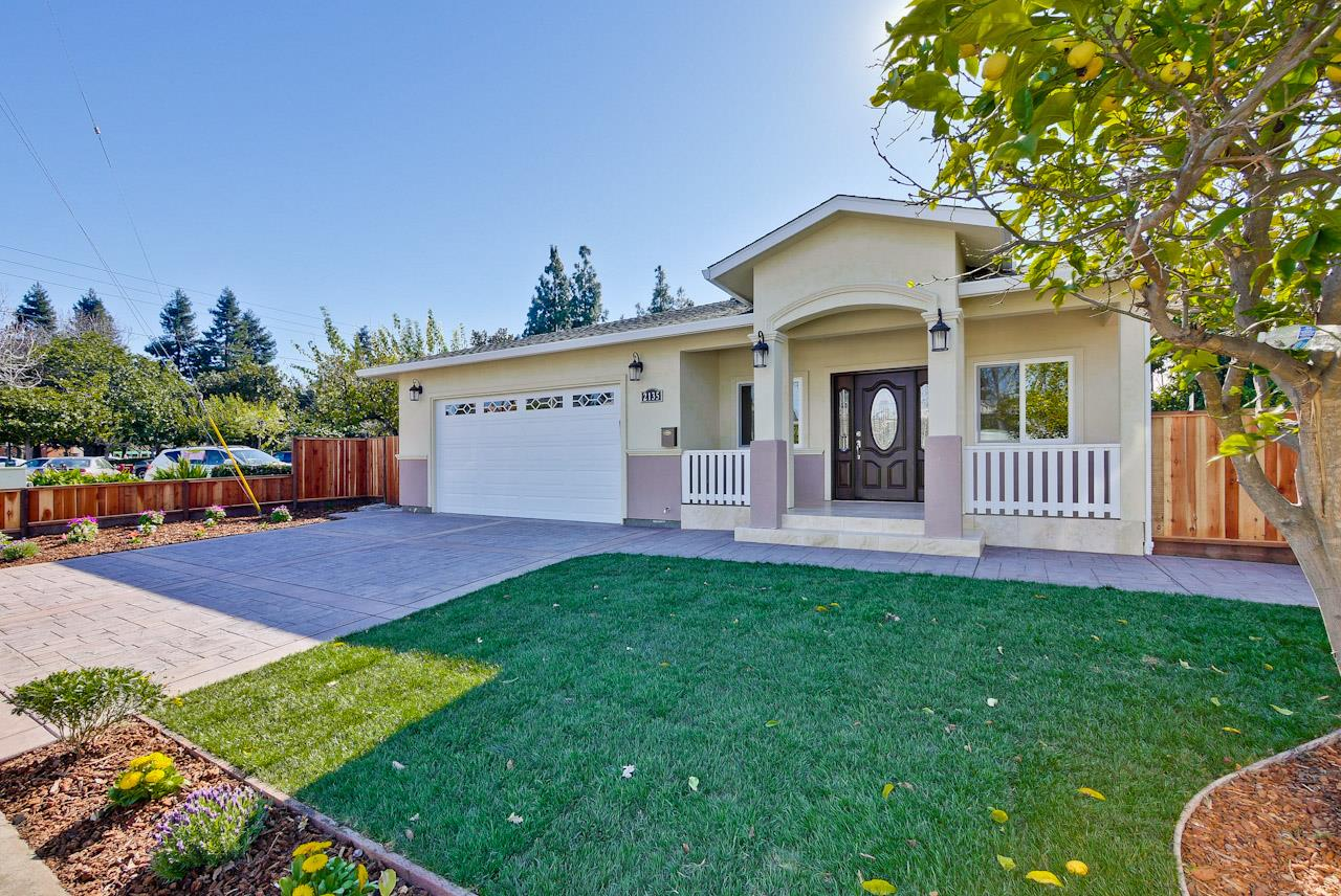 2135 Leland Ave, Mountain View, CA
