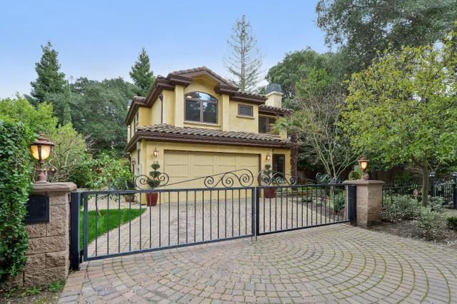 19 Almendral Ave, Atherton, CA