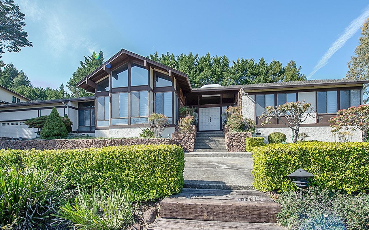 1250 Lakeview Dr, Burlingame, CA