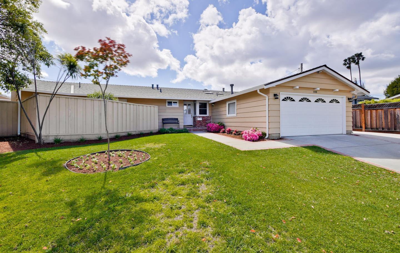 580 Centralia Ct, Sunnyvale, CA