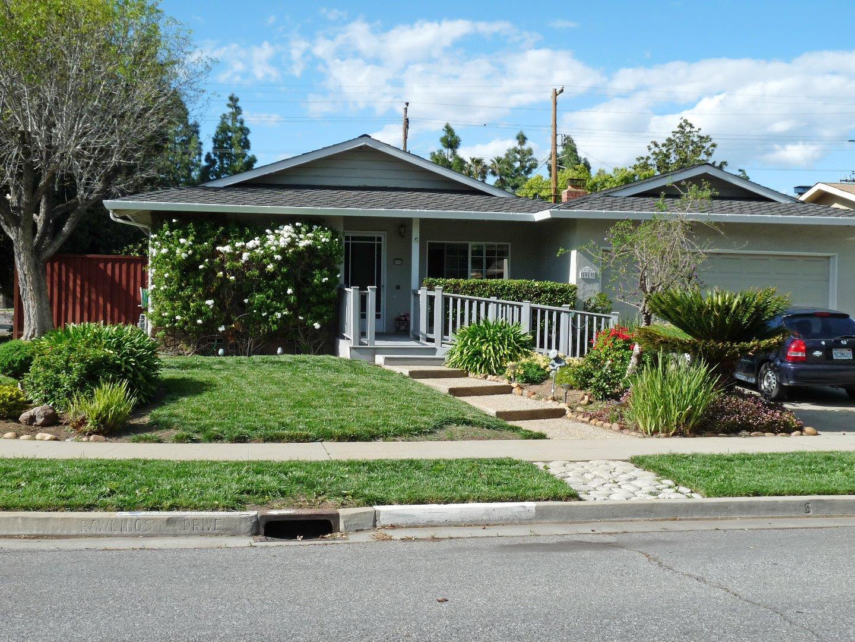 1019 Rawlings Dr, San Jose, CA