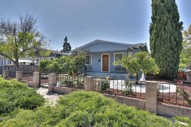 1396 Lafayette St, Santa Clara, CA