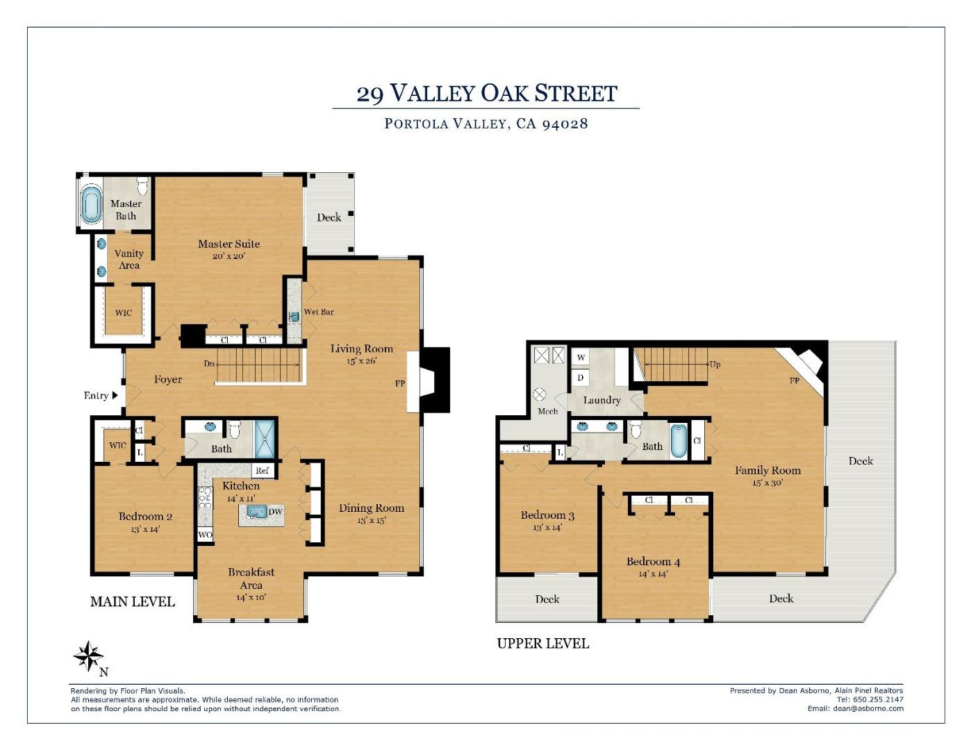 29 Valley Oak Street, Portola Valley, CA 94028