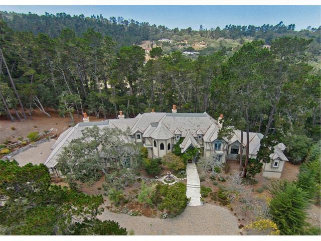 24316 Monterra Woods Rd, Monterey, CA 93940