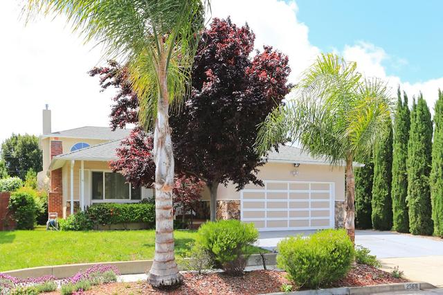 2568 Hampton Ave, Redwood City, CA