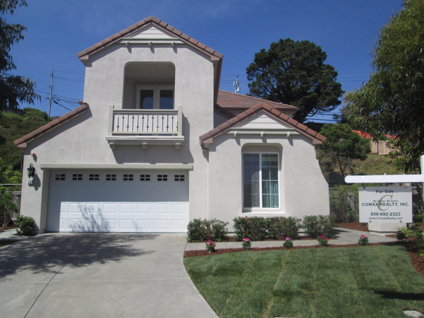 3840 Adriatic Way, San Bruno, CA