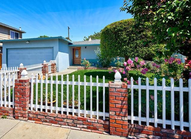 661 Clara Vista Ave, Santa Clara CA 95050