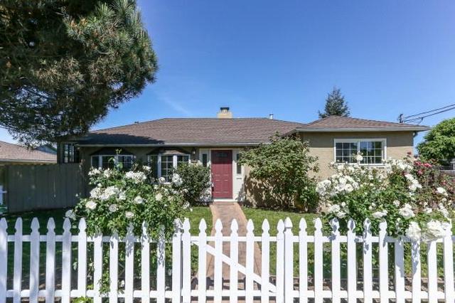 1319 Monte Diablo Ave, San Mateo, CA