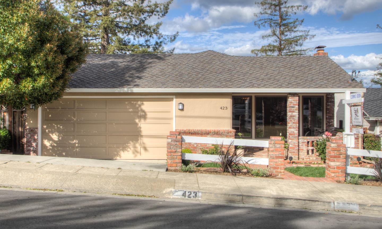 423 Emerald Ave, San Carlos, CA