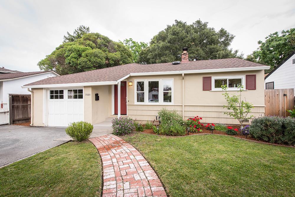 1020 Windermere Ave, Menlo Park, CA