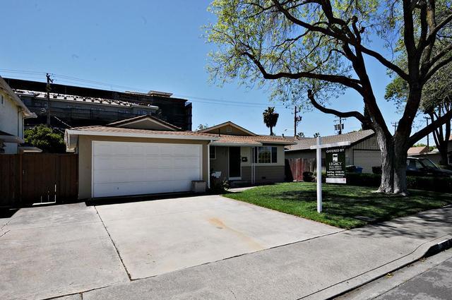 2686 Donovan Ave, Santa Clara CA 95051