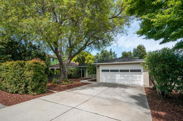 827 Canyon Rd, Redwood City, CA