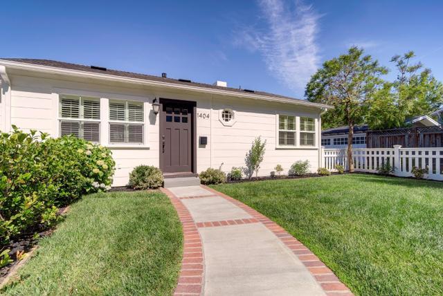 1404 Harker Ave, Palo Alto CA 94301