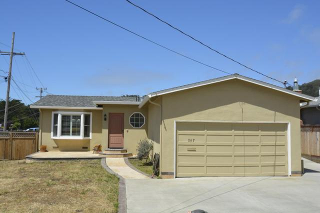 267 Seaside Dr, Pacifica, CA