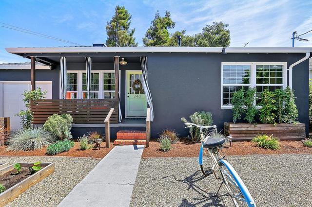 240 N Humboldt St, San Mateo, CA