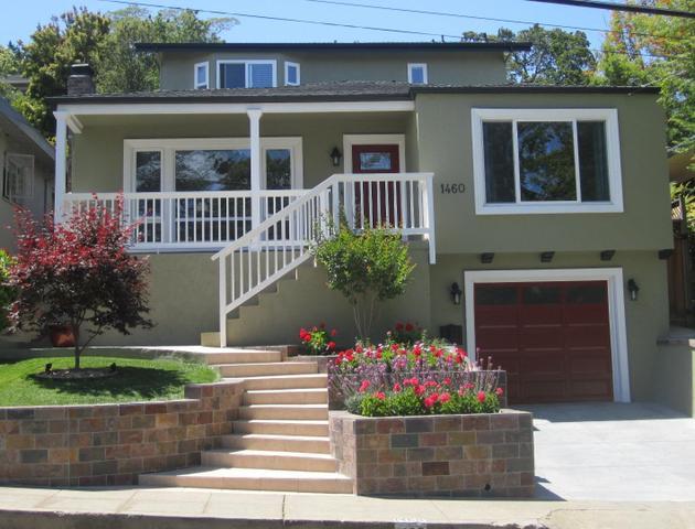 1460 Cordilleras Ave, San Carlos, CA