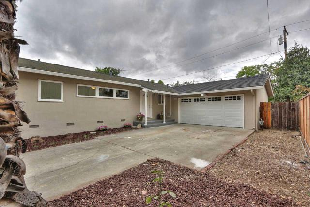 1350 Phyllis Ave, Mountain View, CA