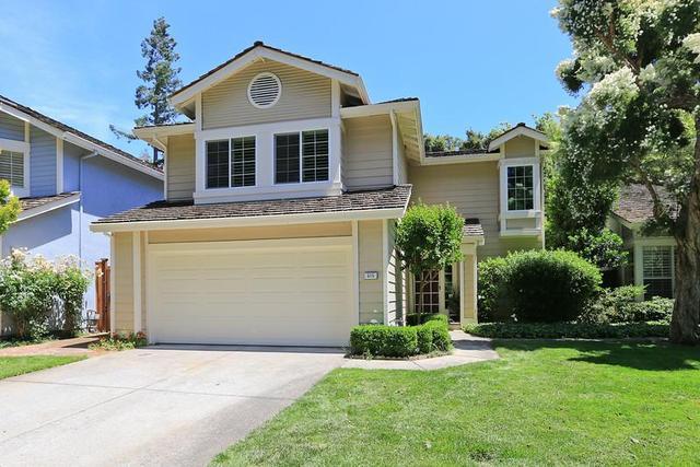 915 Whitehall Ln, Redwood City, CA