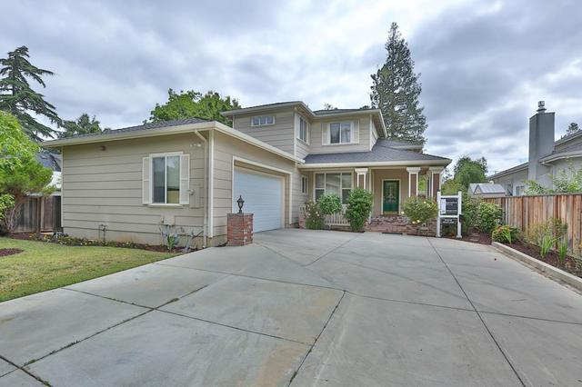 1270 Burrows Rd, Campbell, CA