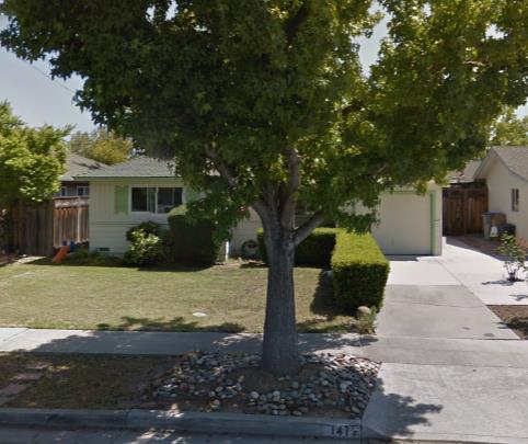1472 Jeffery Ave, San Jose, CA