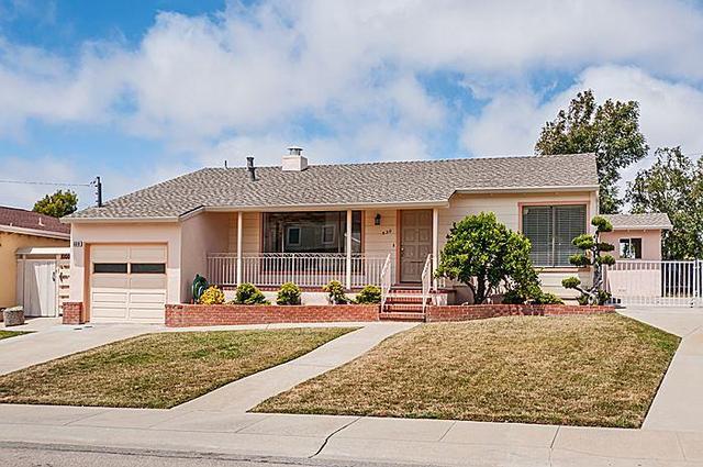 530 Park Blvd, Millbrae, CA