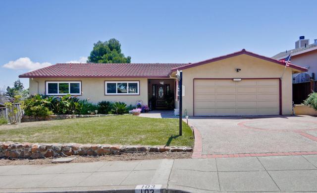 103 Club Dr, San Carlos, CA