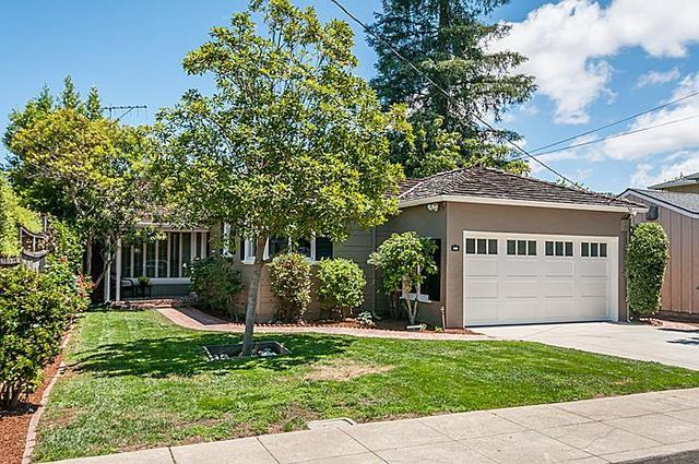 589 Emerald Ave, San Carlos, CA