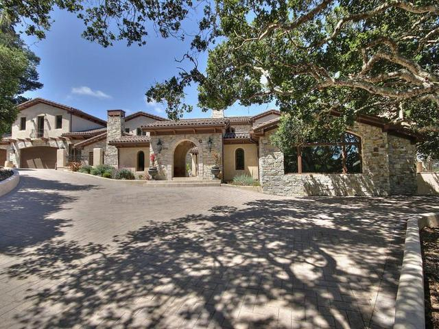 7820 Monterra Oaks Rd, Monterey, CA