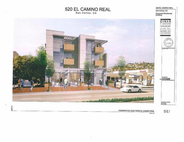 520 El Camino Real, San Carlos, CA 94070