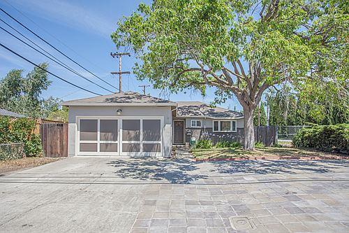 1695 Pomeroy Ave, Santa Clara, CA 95051