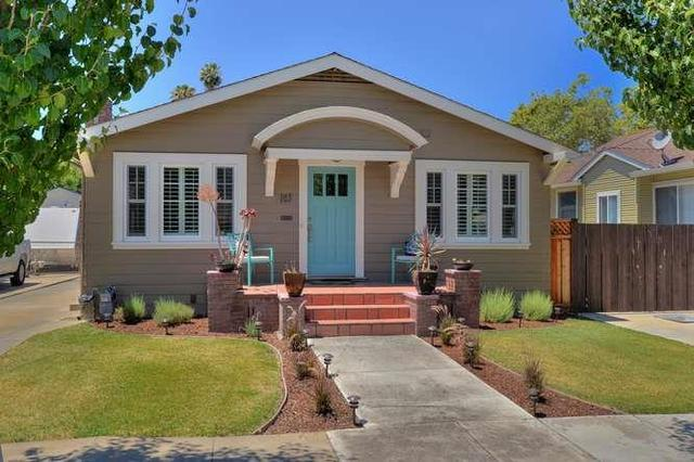 105 N Willard Ave, San Jose, CA 95126