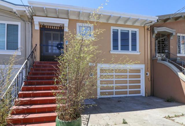 918 Naples St San Francisco, CA 94112