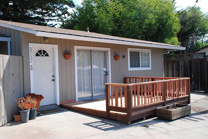 917 A-b Aloha Lane, Santa Cruz, CA 95062
