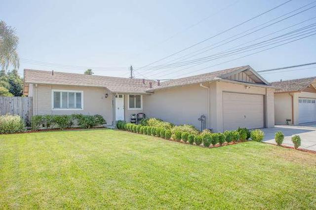 3586 Rowena Ct, Santa Clara, CA 95054