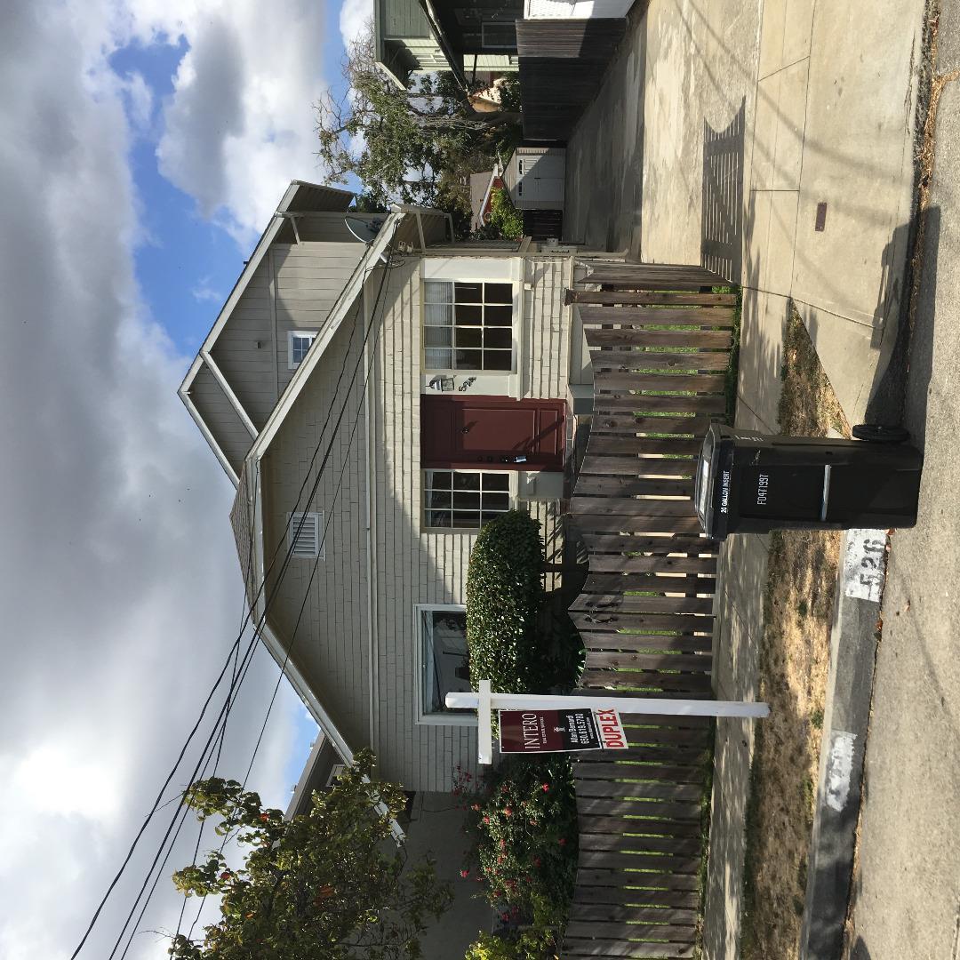 524-526 S Eldorado Street, San Mateo, CA 94402