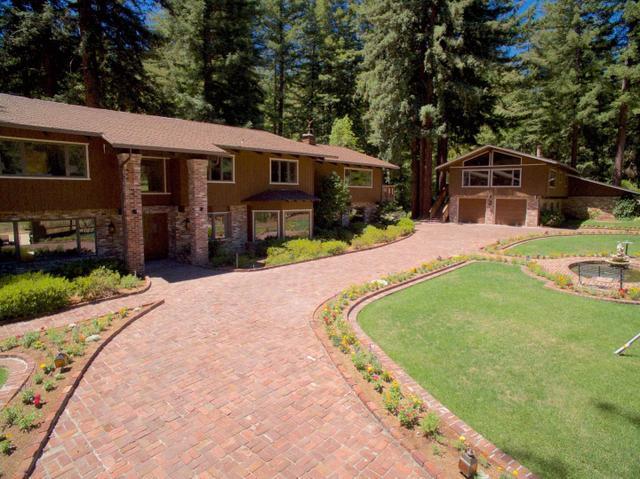 225 Double Bogey Dr, Boulder Creek, CA 95006