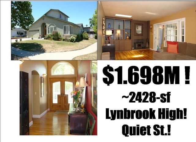 5766 W Walbrook Dr, San Jose, CA 95129