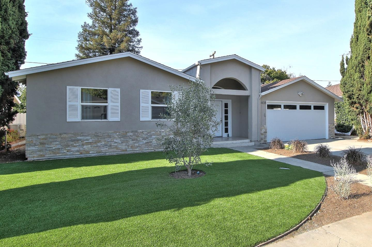 1408 Ernestine Lane, Mountain View, CA 94040